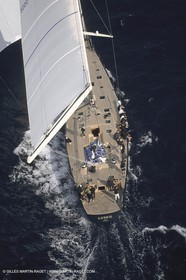 Sailing, Sailing Super Yachts, Wally Yachts, Kauris III