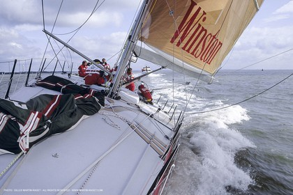 Sailing, Yacht racing, Offshore Racing, Withbread 1993-94