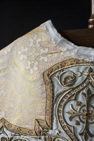 04 02 2013 - Marseille(FRA,13), Notre Dame de la Garde, liturgical clothing