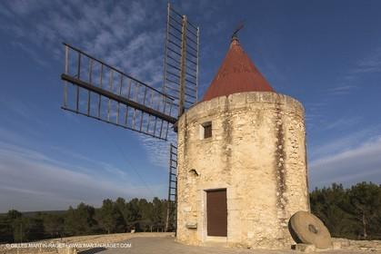 22 11 2012 - Fontvieille (FRA,13) - Alphonse Daudet' mill