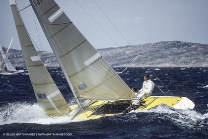 Classic Yachts, 5,50 m JI