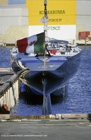 America's Cup, Fremantle 1987, Victory 83 -Italia