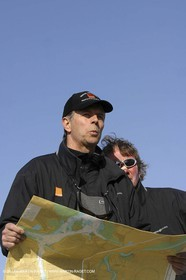 Orange II - Trophée Jules Verne 2004 -  Roger Nilson