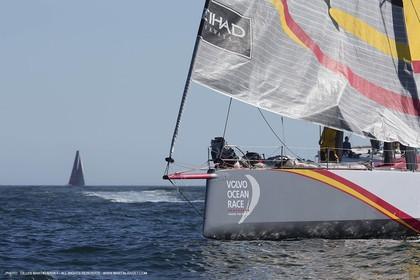 5 11 2014, Capetown (ZAF), Volvo Ocean Race 2014-15, Team Alvimedica