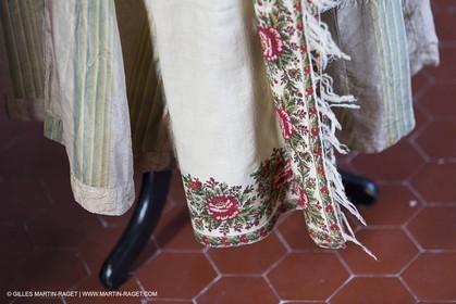 06 07 2012, Toulon (FRA,83), Villa Rozemaine, exhibition 'Fashion Dresses