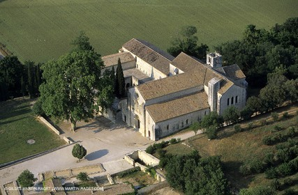 Aix en Provence surroundings, Silvacane abbeye