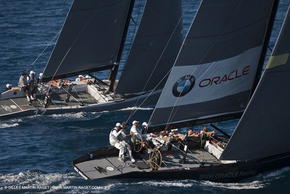 10 12 2010 - Miami (USA, FLA) - 2010 RC 44 World Champîonship - Oracle RC 44 Cup Miami - Day 5 - Fleet racing