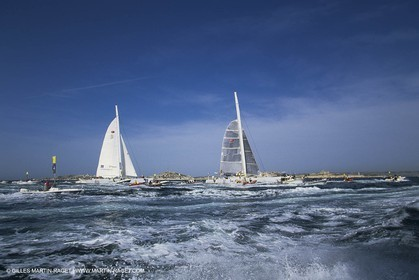 Sailing, OffshoreRacing,maxi Multihulls,  The Race, Innovation explorer