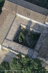 France, Provence, Pays d'Aix en Provence, Abbaye de Silvacane