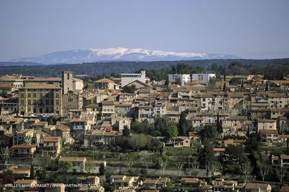 Pays d'Aix en Provence - Eguilles