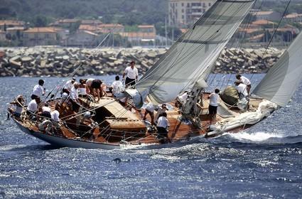 Talofa - Classic yachts
