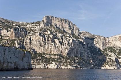 06 05 2009 - Marseille (FRA, 13) - Les Calanques - Devenson cliffs