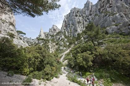 03 05 2009 - Marseille (FRA, 13) - Les Calanques - En Vau - Vallon d'en Vau