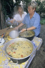 France, Provence, Cooking, Bouillabaisse