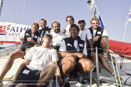 Sailing, yacht Racing, One Design, JOD 35, Tour de France à la Voile