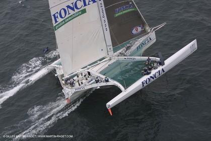 2002 ORMA Multihulls Championship - Lorient Grand Prix