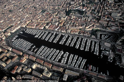 Marseille - Historical port