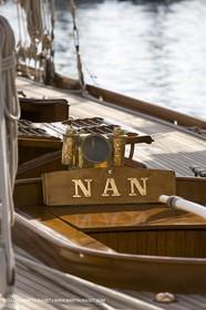 27 09 2006 - Cannes (Fr) - 2006 Régates Royales - Nan