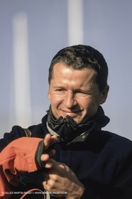 Sailing, Speed, foiling, L'Hydroptère, Alain Thébault