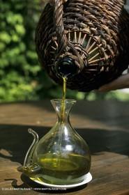 Controlled appelation Vallée des Baux Olive oil