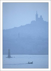 Marseilles - Early morning