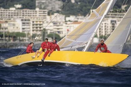 Sailing, Classic Yachts, 8 m JI
