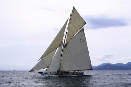 Mariquita - Classic yachts - Régates Royales 2004 - Cannes