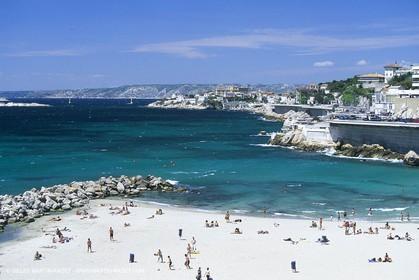 Marseilles (FRA,13) - Prophète beach