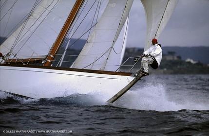 Oiseau de Feu - Classic yachts