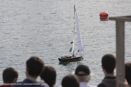 2014, Barcelona (ESP), Barcelona World Race 2014-15, Model Race