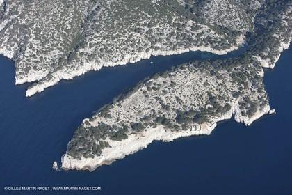11 03 2009 - Marseille (FRA, 13) - Les Calanques - Port Pin