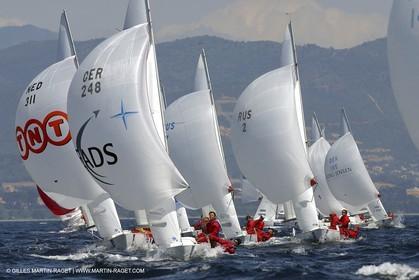 2003 Hyeres Sailing Week (SOF) - Yingling - women