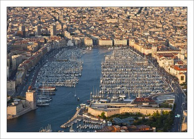 Vieux Port Aerial