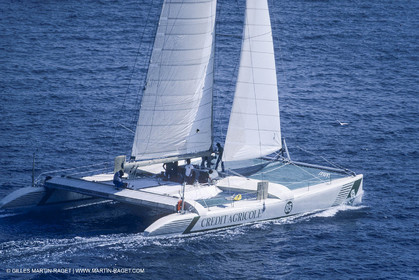 Sailing, Yacht racing, Multihulls, Grand Prix de Brest