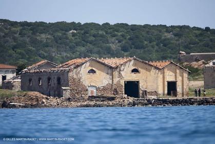 19 05 2010 - La Maddalena (ITA, Sardinia) Louis Vuitton Trophy - Isola Caprera