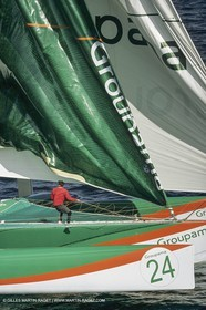 Yacht Racing, Multihull, ORMA 60