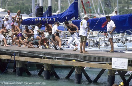 1993 Antigua Sailing Week