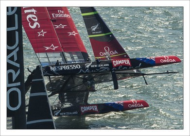 AC 2013 - Emirates Team New Zealand