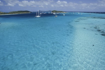 Cruising destinations, West Indies, Grenadines