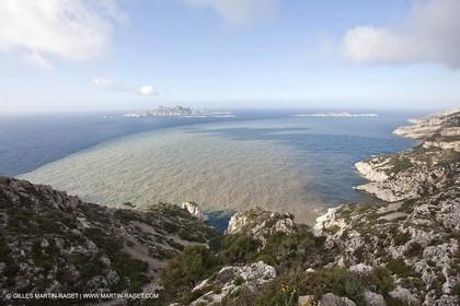 16 04 2009 - Marseille (FRA, 13) - Les Calanques