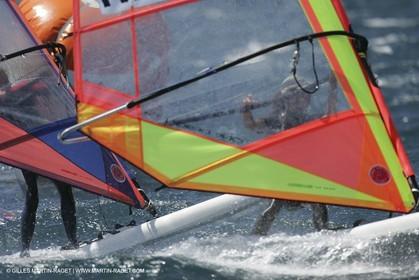2005 Hyeres Sailing Week (SOF) - Mistral Wonmen