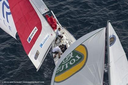 28 09 2012 - Marseille (FRA,13) - Alpari World Match Race Tour - Match Race France 2012 - Day 4 - Semi finals