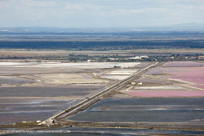 25 09 2010 - Aerial Camargphotos of the coastline from Marseille to La Grande Motte via the Camargue