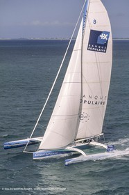 Sailing, Yacht Racing, Offshore racing, Multihulls ORMA 60