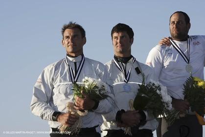 09-05-07 - ISAF SAILING WORLD CHAMPIONSHIPS - CASCAIS 2007 - DAY 6 - Star - FRANCE - Xavier Rohart   Pascal Rambeau