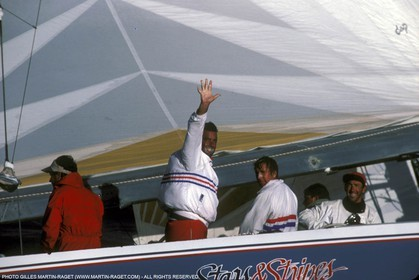 America's Cup, Fremantle 1987 Dennis Conner