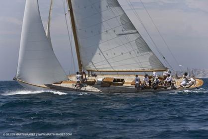 Sailing, Classic Yachts, Voiles du Vieux Port Marseille, Ellen