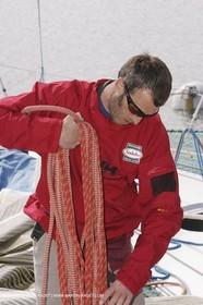 Orma 2005 - Sodebo - April training - Martial Salvant