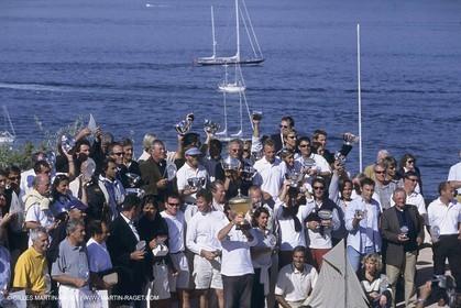 Sailing, Nioulargue, Voiles de Saint Tropez, Dock ambiances