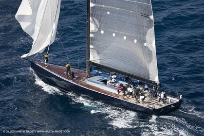 02 10 2010 - Saint Tropez (FRA,13) - Voiles de Saint Tropez 2010 - Highland Fling